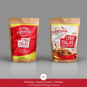 Design Kemasan Snack Medan